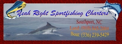Yeah Right Sportfishing Charters